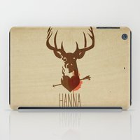 HANNA film tribute poster iPad Case