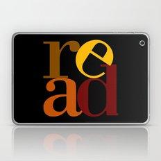 read love Laptop & iPad Skin
