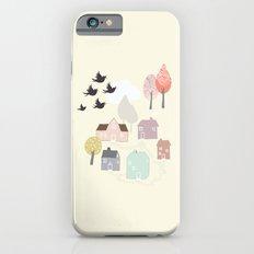 'Den lilla Staden' Slim Case iPhone 6s
