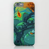 End Of Fall iPhone 6 Slim Case