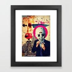 All War Is Deception Framed Art Print