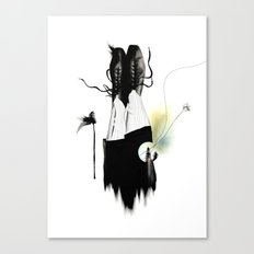 THE SHOES Canvas Print