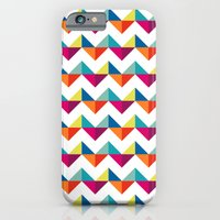 Geometric Pattern 02 iPhone 6 Slim Case