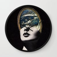World In Your Mind Wall Clock