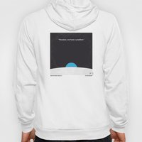 No151 My Apollo 13 minimal movie poster Hoody