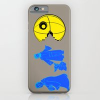 Thats No Moon Its A... O… iPhone 6 Slim Case