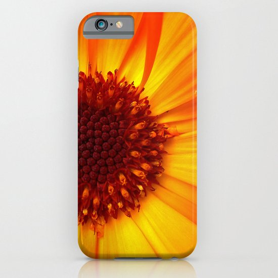 marigold macro iPhone & iPod Case