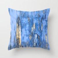 Worn = Wonderful Throw Pillow