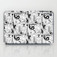 Monsters ink iPad Case