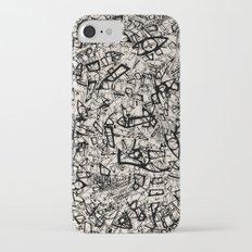 - newspaper - iPhone 7 Slim Case