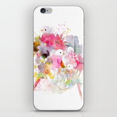 The Magical World of Birds iPhone & iPod Skin