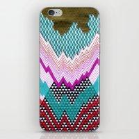 Isometric Harlequin #5 iPhone & iPod Skin