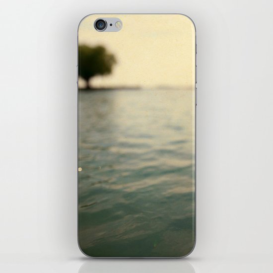 Sea Level iPhone & iPod Skin