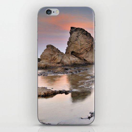 Volcanic coast iPhone & iPod Skin