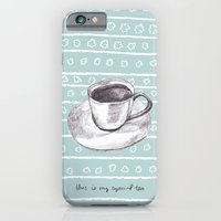 My Special Tea iPhone 6 Slim Case