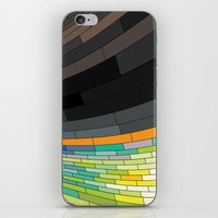Revenge of the Rectangles II iPhone & iPod Skin