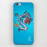 Astro Zodiac Force 05: Dragon iPhone & iPod Skin