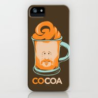 Hot COCOA Coco iPhone (5, 5s) Slim Case