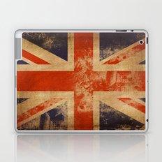 United Kingdom Flag Laptop & iPad Skin