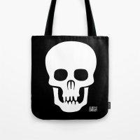 EYE SKULL Tote Bag