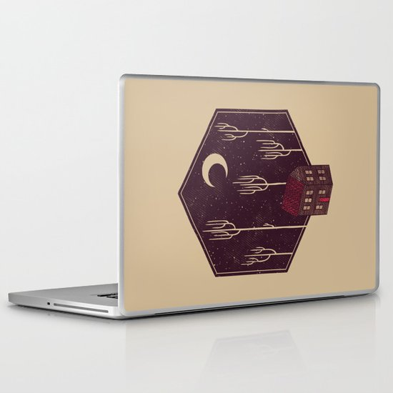 Still Night Laptop & iPad Skin