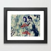 You are Mine. Framed Art Print