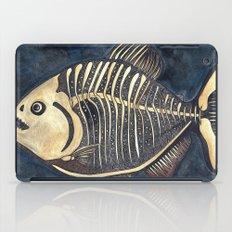 Skele-piranha iPad Case