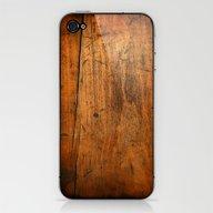 Wood Texture 340 iPhone & iPod Skin