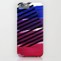 Magenta Broadcast iPhone 6 Slim Case