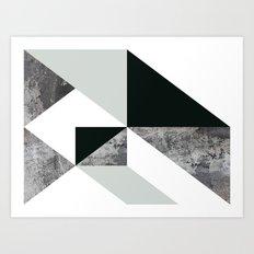 Illusionist Wall Art Print