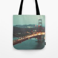 San Francisco Golden Gat… Tote Bag