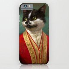 The Hermitage Court Waiter Cat iPhone 6s Slim Case