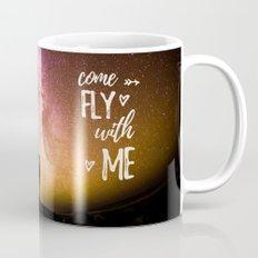 come fly with me Mug