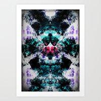 XLOVA2 Art Print
