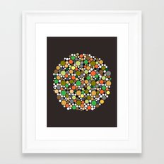 SURAYAKO Framed Art Print