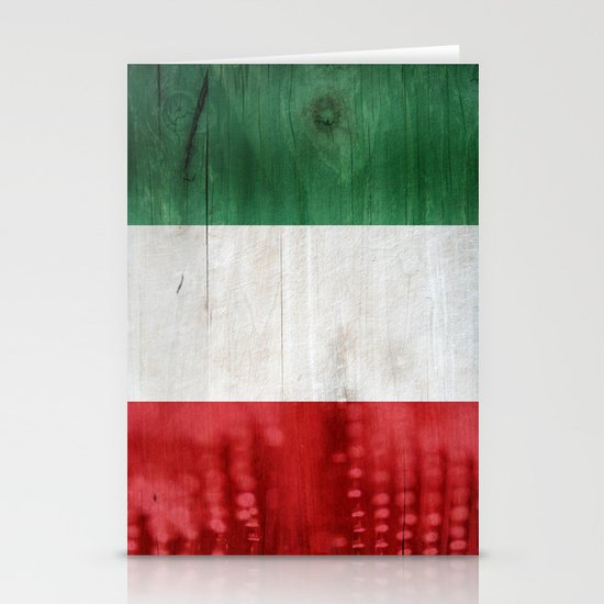 Italy Stationery Card
