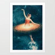 Prima Ballerina Assoluta Art Print