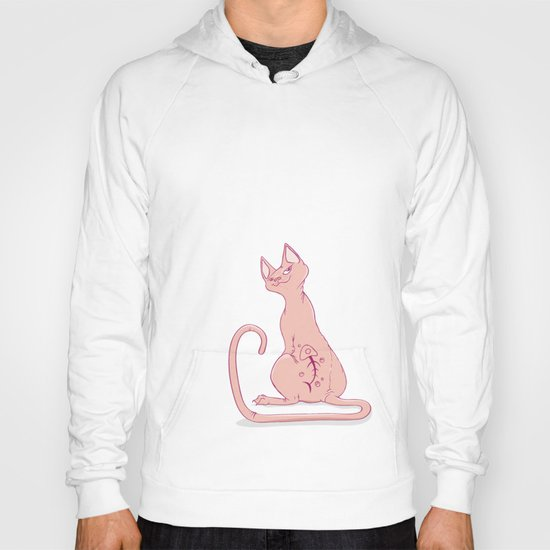 Cats with Tats Hoody