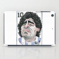 EL DIEGO iPad Case