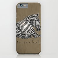 Melancholy iPhone 6 Slim Case