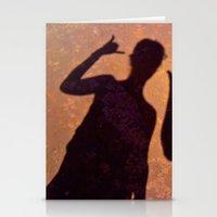 Aloha Shadow Stationery Cards