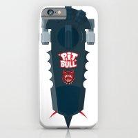 Pitbull Hoverboard iPhone 6 Slim Case