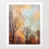 January Art Print