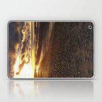 Stormy  Superior Sunset Laptop & iPad Skin