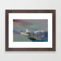Untitled 20141002l Framed Art Print