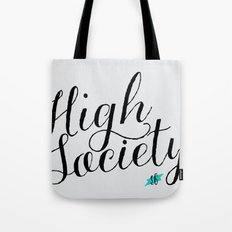 S6 Tee (HIGH SOCIETY) Tote Bag