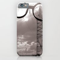 Giants in the Sky iPhone 6 Slim Case