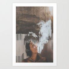 Dreams III Art Print