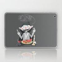 Vegan Vampire Laptop & iPad Skin