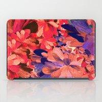red romance iPad Case